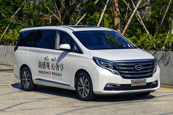 Auto Sales Data Today: GAC Trumpchi GM8 China Auto Sales Figures