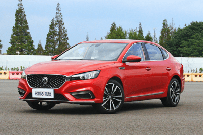 Auto-sales-statistics-China-MG6-sedan
