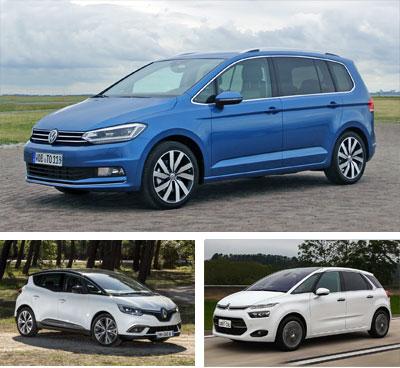 Midsized_MPV-segment-European-sales-2017-Volkswagen_Touran-Renault_Scenic-Citroen_C4_Picasso