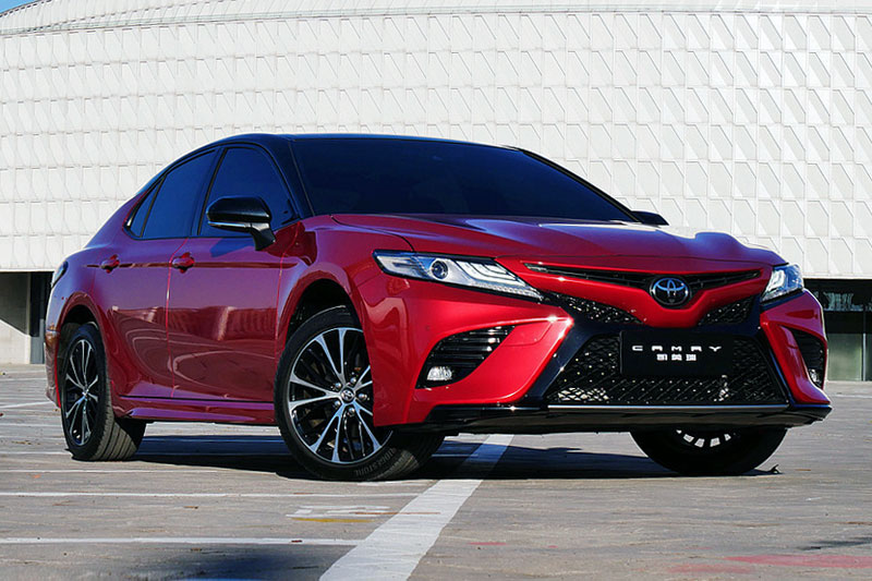 Auto Sales Data Today: Toyota Camry China Auto Sales Figures