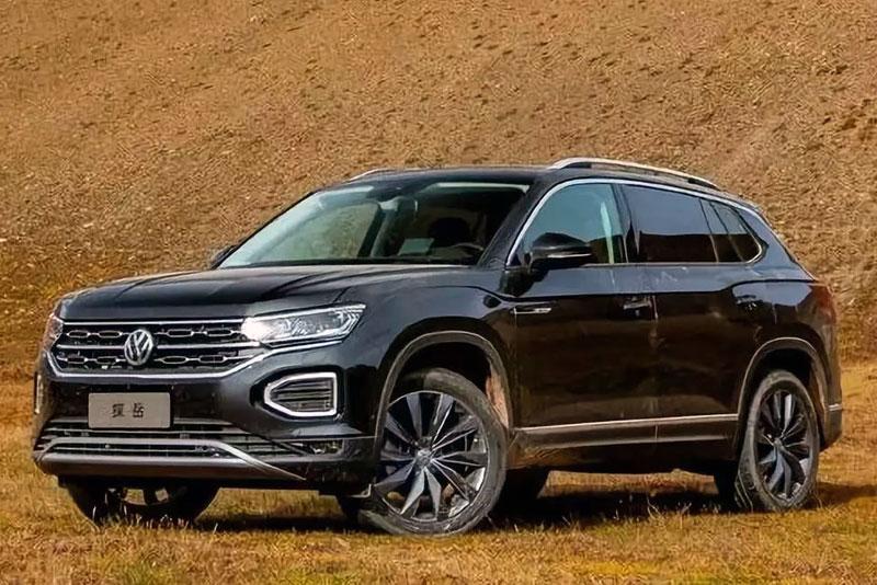 Auto-sales-statistics-China-Volkswagen_Tayron-SUV