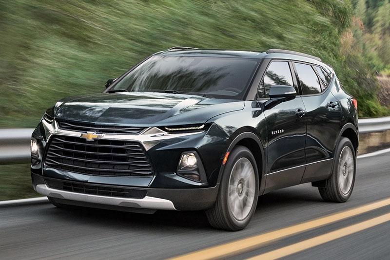 Chevrolet Blazer Us Car Sales Figures
