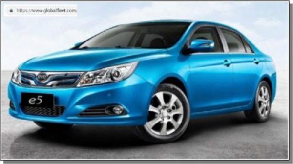 BYD Leads China's EV Market - carsalesbase com