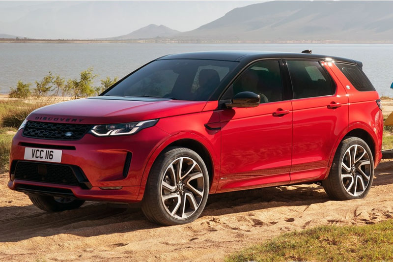 Land Rover Discovery Sport European sales figures