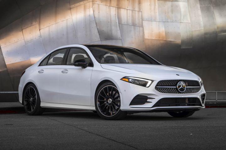 2019 Mercedes-Benz A220 Sedan