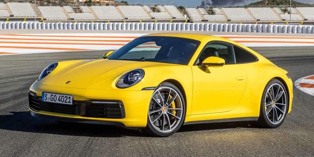 2020 Porsche 911 Carrera S 01