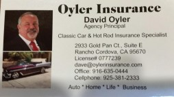 Hot Rod and Classic Car Insurance