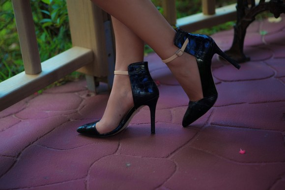 winter shoes zara 2 heels