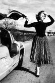 Sophia Loren Mercedes 300 SL Gullwing 05