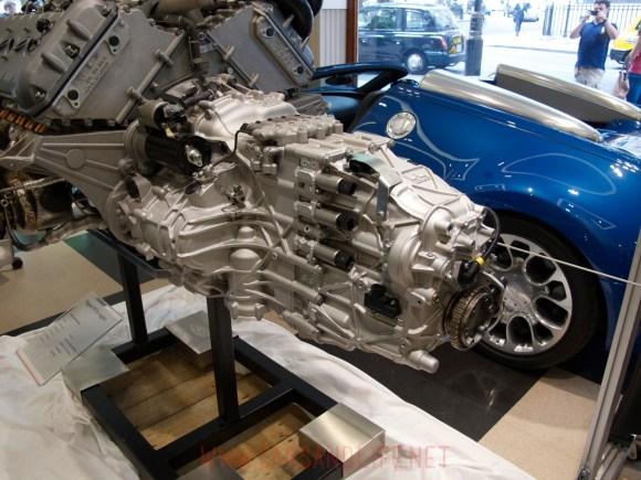 bugatti veyron w12 engine 07