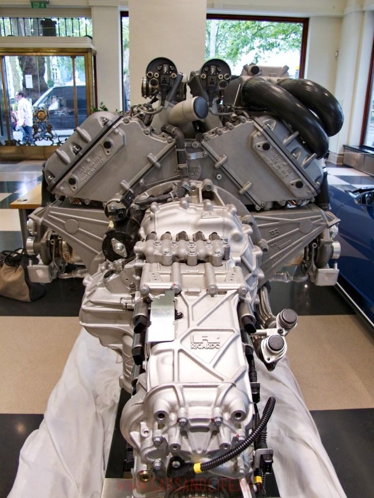 bugatti veyron w12 engine 08