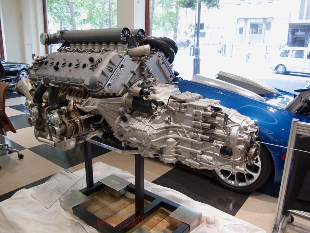 bugatti veyron w12 engine 10