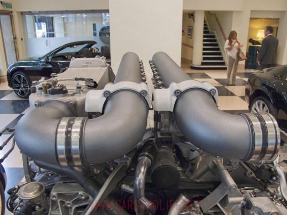bugatti veyron w12 engine 14