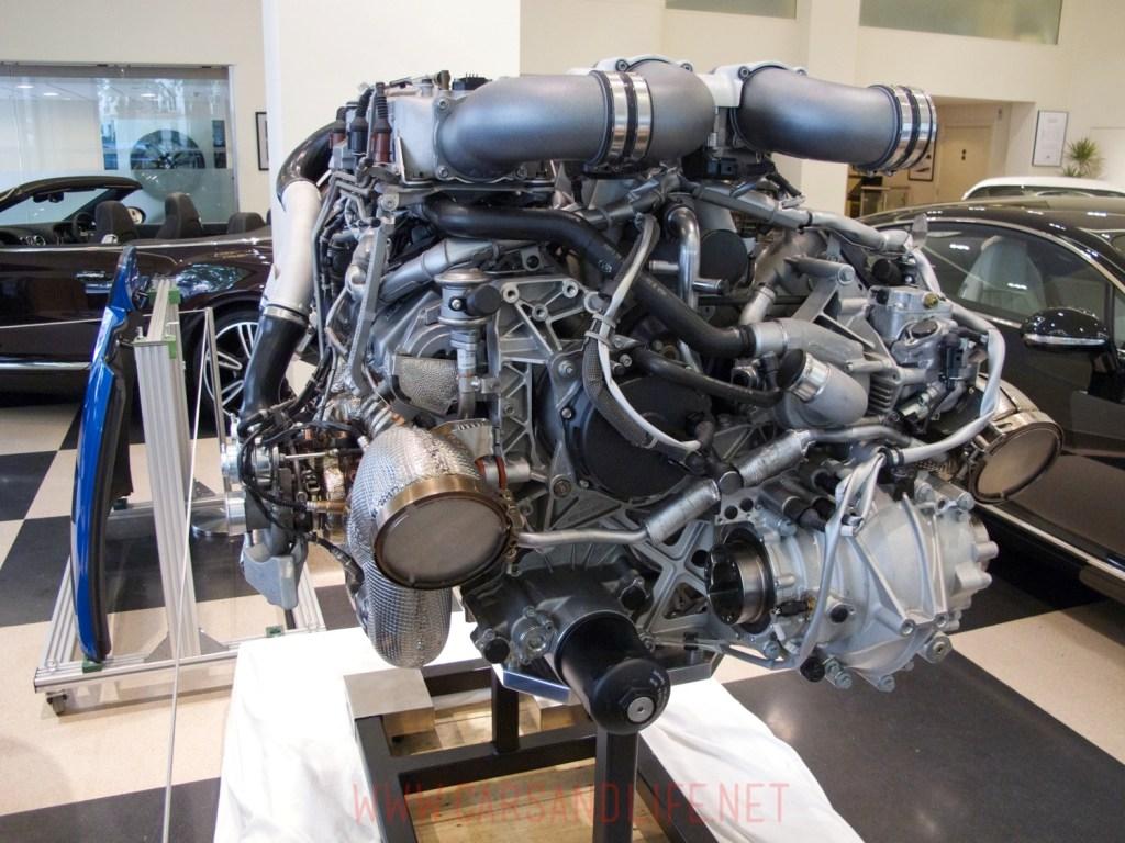 bugatti veyron w12 engine 15