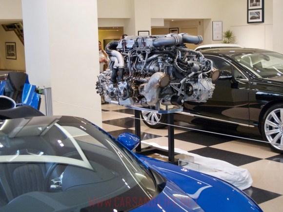 bugatti veyron w12 engine 16