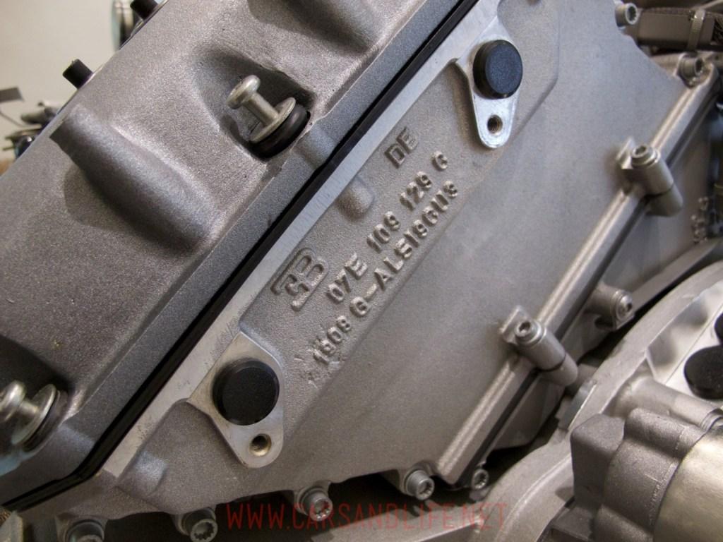 bugatti veyron w16 engine 4