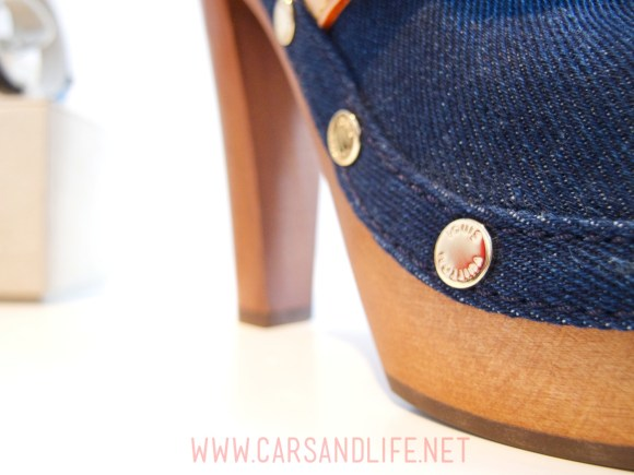 Louis Vuitton Cruise 2014 High Heeled Clogs