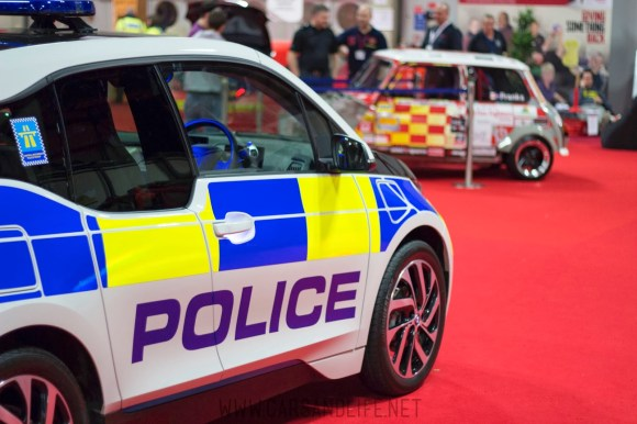 Autosport 2014 Police Cars McLaren BMW 10