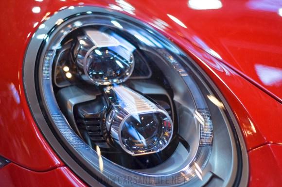 Autosport 2014 Porsche 911 GT3