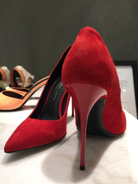 Gianmaco Lorenzi SS2015 High Heels Collection