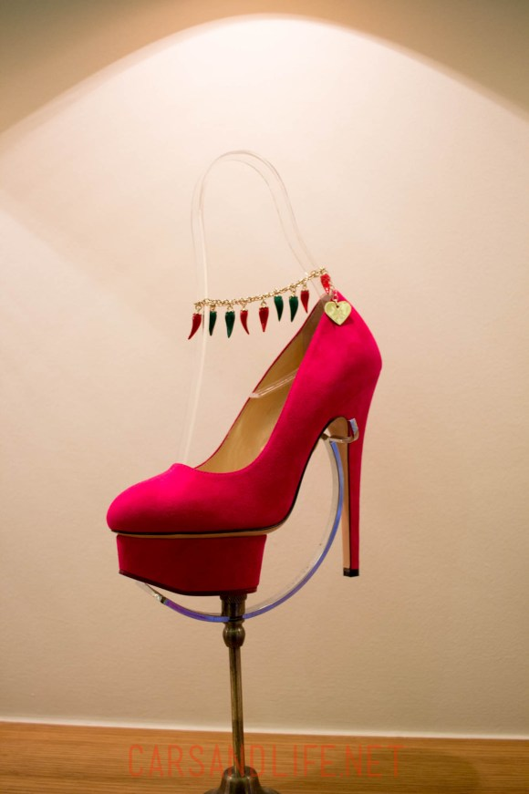 Charlotte Olympia SS2015 High Heels