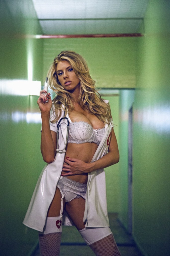 Charlotte McKinney The Nurse