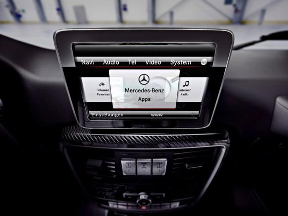 Mercedes-Benz G-Class (BR 463) 2015; G 350 d