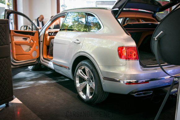 Bentley Bentayga HR Owen