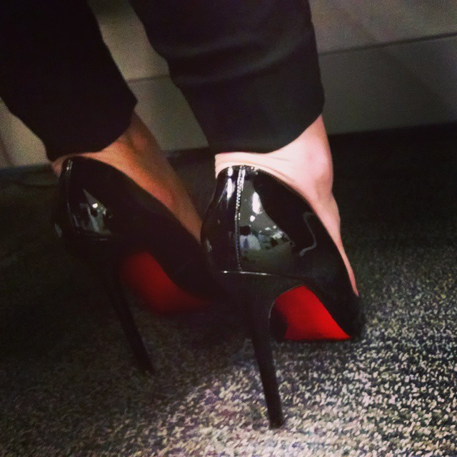 engineeringinheels Christian Louboutin Pigalle