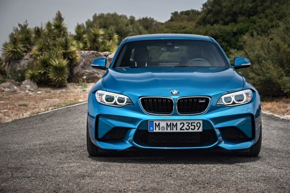 BMW M2 Coupe 2