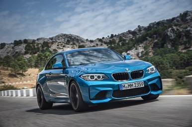 BMW M2 Coupe 26