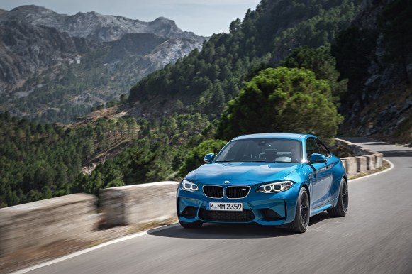 BMW M2 Coupe 32