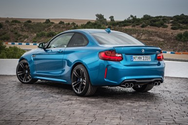 BMW M2 Coupe 38