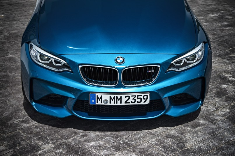 BMW M2 Coupe 45