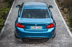 BMW M2 Coupe 9