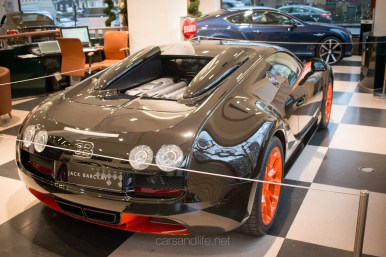 Bugatti Veyron Orange HR Owen