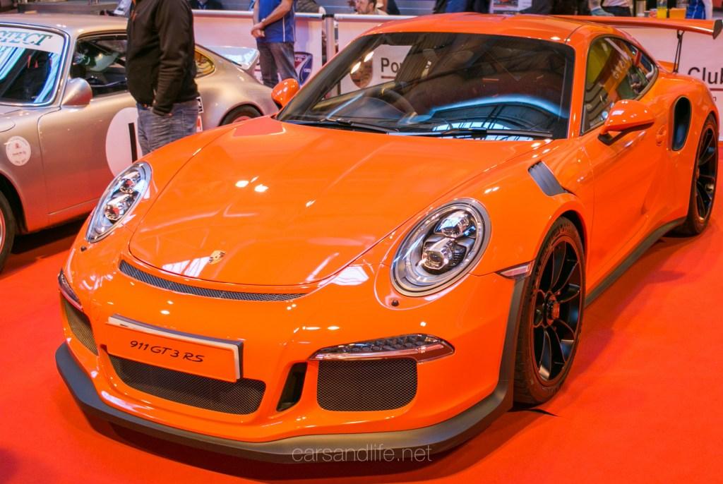 Porsche 911 GT3 RS Autosport 2016
