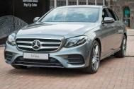 New Mercedes-Benz E-Class W213