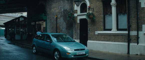 Bridget Jones 2004 Ford Focus 1