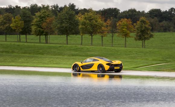McLaren P1 4