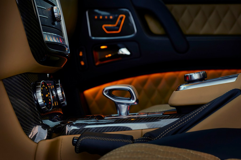 Mercedes-Maybach G 650 Landaulet, W 463, 2016
