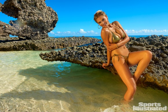 Kate Upton Sports Illustrated 2017 Cover