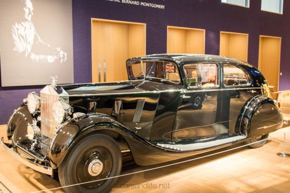 Rolls Royce Phantom III The Field Marshal Montgomery, Bonhams