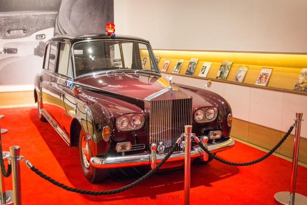 Rolls Royce Phantom VI, Her Majesty Queen Elizabeth II's