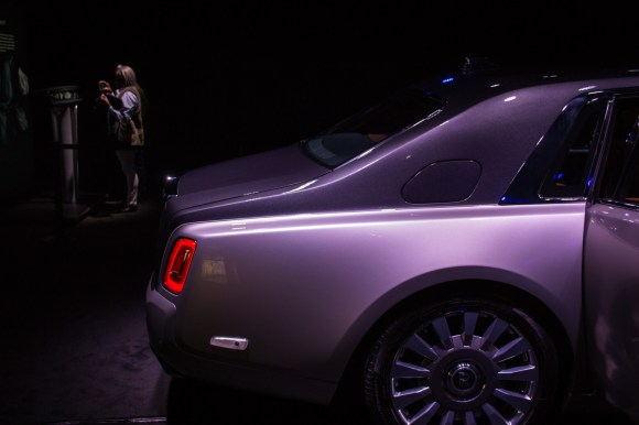 New Rolls Royce Phantom, Bonhams