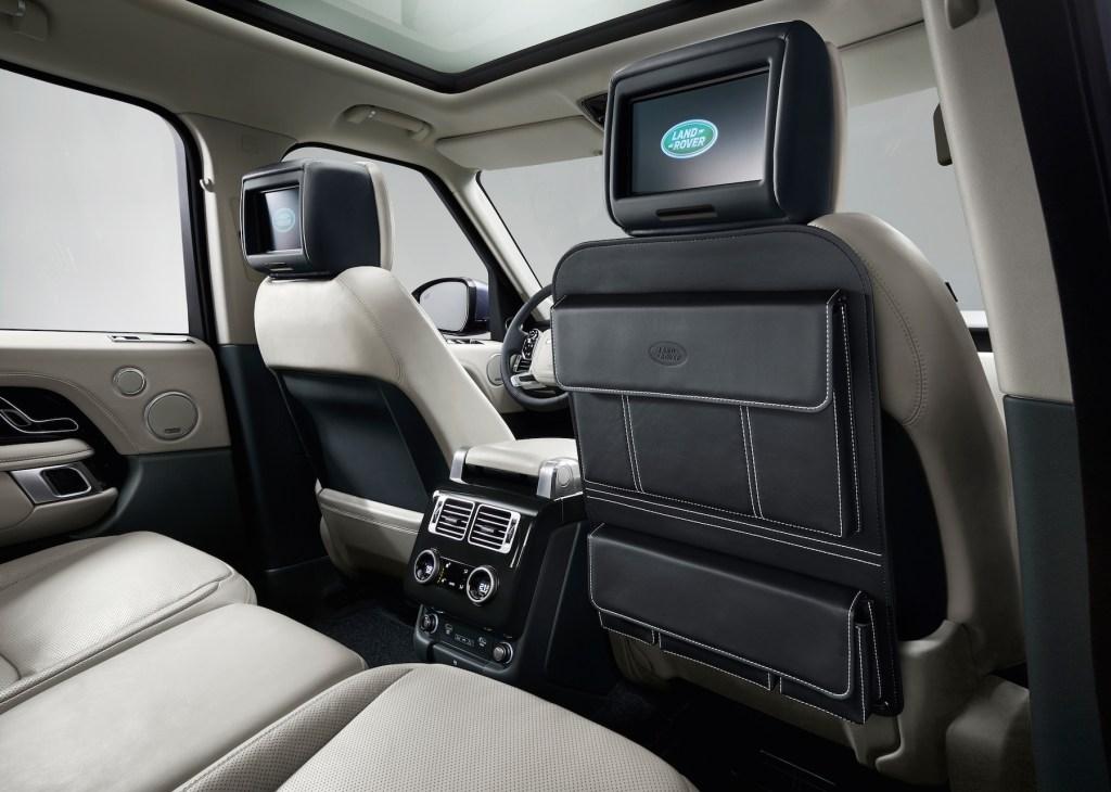New Range Rover