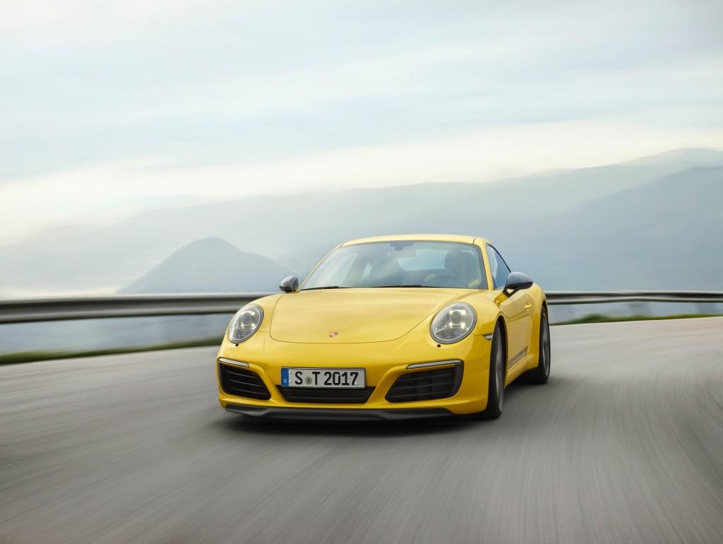 Porsche Carrera 911 T