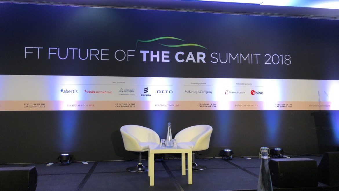 FT Car Summit 2018