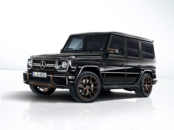 Mercedes-AMG G 65 Final Edition: Kraftvoll und kultiviertThe Mercedes-AMG G 65 Final Edition