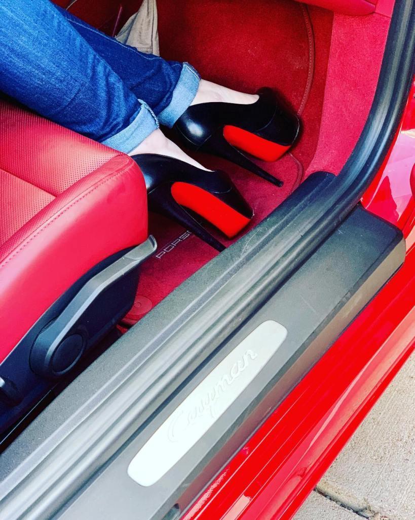 Christian Louboutin 160mm Heels (EngineeringInHeels)